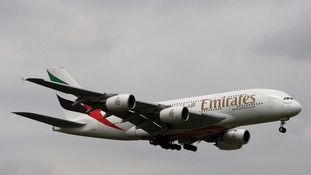Passenger dies on Emirates flight from Dubai to Manchester