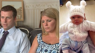 Parents 'vindicated' after hospital apologises for handling of baby's death