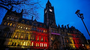 Remain or Leave? The decision will be announced at Manchester Town Hall.