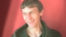 Missing person Kyle Rowntree