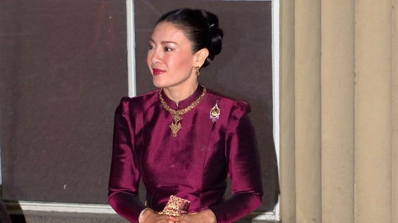 Princess Consort Srirasmi of Thailand