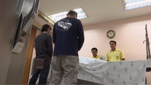 Drink drivers made to tour hospital morgues in Thailand