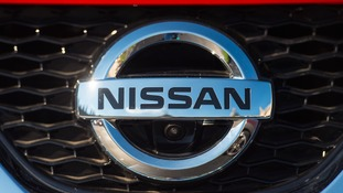 Nissan take legal action over Brexit logo use