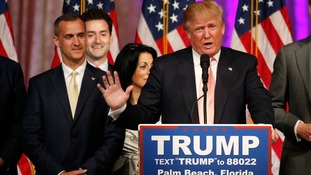 Donald Trump fires campaign manager