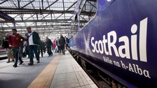 Borders Railway services affected by ScotRail strikes