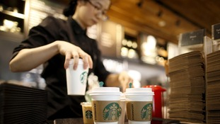 Starbucks faced another legal claim over its frozen drinks earlier this year