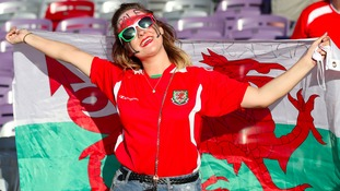 Welsh fan