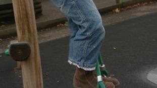 Children wear jeans to school