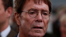 Cliff Richard: 'I thought I was going to die' over SY Police probe stress