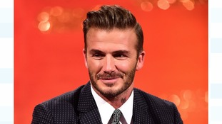 Beckham backs remain