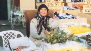 Tributes paid to Birmingham's 'My Fair Lady' flower girl