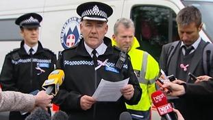 Supt Ian John, of Dyfed-Powys Police,