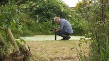 Jason Alexander is known as Suffolk's 'Wildlife Gadget Man'.