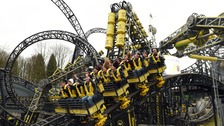 The Smiler Ride