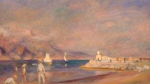 Pierre-Auguste Renoir, St Tropez