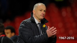Tributes to former Exeter City manager Eamonn Dolan
