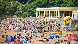 Surf's up! Barry Island first Welsh beach to offer free Wi-Fi