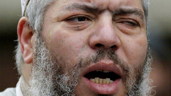 Abu Hamza is facing life in jail on terrorism charges