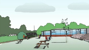 Sleaford Leisure Centre plans