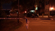 Murder investigation over man stabbed in Battersea.