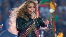 Beyonce performs in Sunderland tonight
