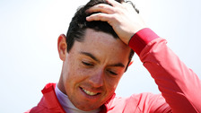 Rory McIlroy has decided not to compete.
