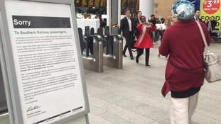 Southern rail bosses say 'sorry' amid more chaos and delay misery for commuters