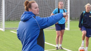Doncaster Rovers Belles appoint Emma Coates as manager