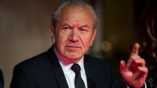 Lord Sugar criticised after saying German-born MP should not 'tell us British' how to vote