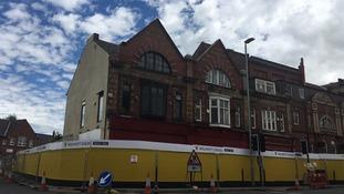 The restoration of Darlington Civic Theatre begins