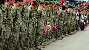 Armed Forces Day 2012