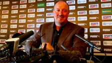 Press conference to unveil Rafa Benitez as Newcastle United manager