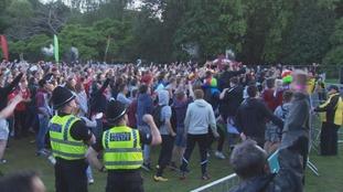 Cardiff Fanzone