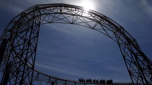 Teenagers take 30 minute joyride on Blackpool Pleasure Beach rollercoaster