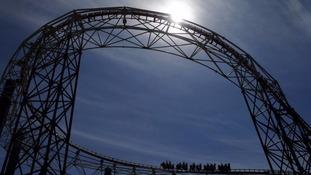 Teenagers take 30 minute joyride on Blackpool Pleasure Beach rollercoaster