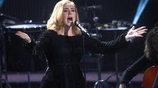 Beggars represents Adele