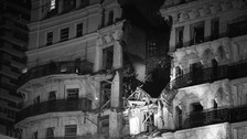Search for Brighton bomb 999 workers over asbestos risk