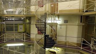 Interior of HMP Birmingham, Winson Green