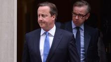 Cameron and Gove
