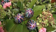 Flower festival Burghley House