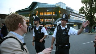 Armed police included to enhance Wimbledon security measures