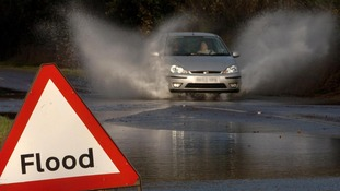 The Environment Agency has issued flood warning in Essex after heavy rain overnight.