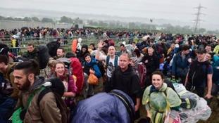 Hundreds expected at postponed Glastonbury Jo Cox tribute