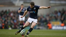 Laidlaw dropped to the bench for Scotland's final test versus Japan