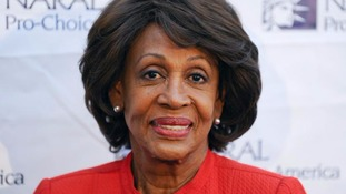 Representative Maxine Waters has vowed to stay 'until Hell freezes over'.