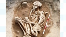 110 Anglo-Saxon skeletons laid to rest in Bamburgh