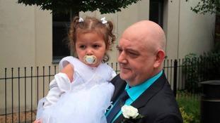 John and his granddaughter Aliyah