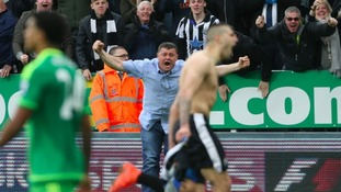 Newcastle fan has ban lifted....to go to brother's Benidorm stag do
