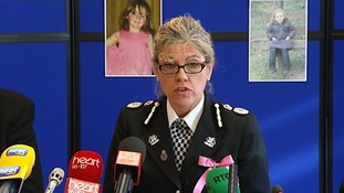 Chief Constable Jackie Robert