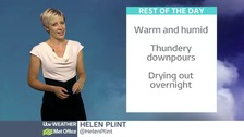 Helen Plint has the latest ITV Meridian weather forecast
